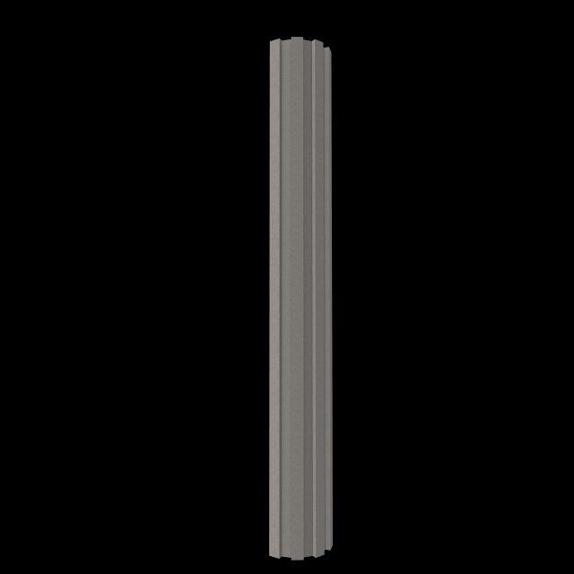 Fusuri pilastri